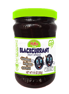 BLACKCURRANT FRUIT SPREAD